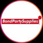 Bond Party Supply & Balloons