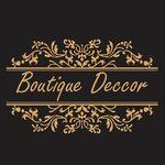 Boutique Deccor