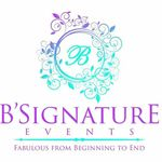 B'Signature Events