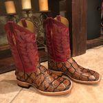 Cactus Custom Boots