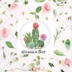 Casa e Flor 🏡🌺