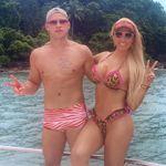 Jacks e Tatiana Coppo Santos