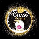 Cassi Afroh braids