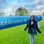 Chetna Krishna @ CERN