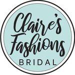 Claire's Fashions Bridal