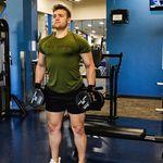 Mike Pavliga Training