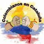 COLOMBIANOS EN CATALUÑA