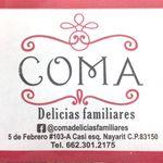 COMA Delicias Familiares