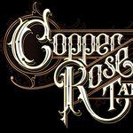 Copper Rose Tattoo