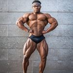 Courage Opara (IFBB PRO)