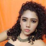 Priyanka -  curly hair
