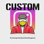 Custom Social 📲