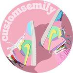 custom shoes ♡