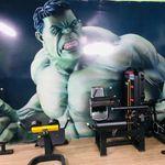 D2 FITNESS Unisex Gym