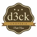 d3ck Choperia - Ponte Nova