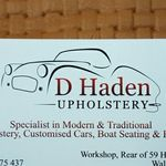 D Haden Upholstery