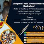 Daakyhene Nana akwasi Sarkodie