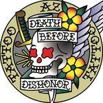 Death Before Dishonor Tattoo