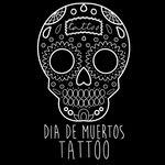 Dia De Muertos Tattoo