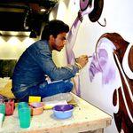 Artist Dilip