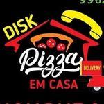 Disk Pizza Em Casa