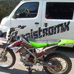 MOTORCROSS klx 150 crf 150 L