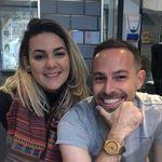 Lara Machado e Thiago Esposito