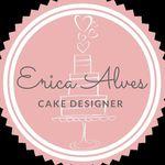 ERICA ALVES CAKE DESIGNER