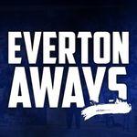 Everton Away Days