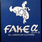 FAKEα Official Instagram