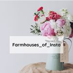 Farmhouses of Instagram