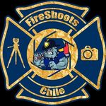 Fire Shoots Chile