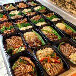 Fitness Meals🍗🍌🍛🍍
