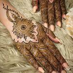 Fiza Henna Artist midlands