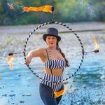 Flambetta•Fire&hulahoop artist
