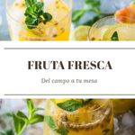 fruta fresca