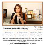 Dr Geeta Mehra Fazalbhoy