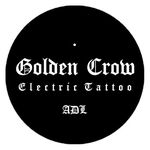 Golden Crow Electric Tattoo