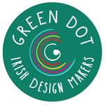 Green Dot-Irish Design Makers