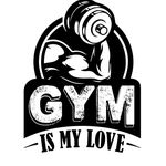 GYM IS MY LOVE