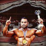 IFBB PRO Haitham Sadiq 🇴🇲
