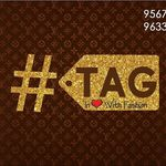 # TAG in❤with fashion