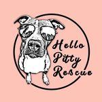 Hello Pitty Rescue