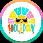 Holiday  Sunny ☀️😃