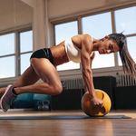 Female home fitness videos 💙