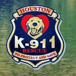 Houston K-911 Rescue