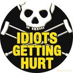 Idiots Getting Hurt