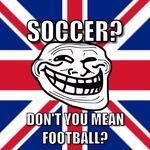 Football • Soccer