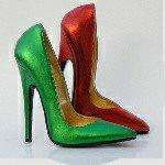 Custom High Heels Shoes Boots