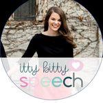 Itty Bitty Speech